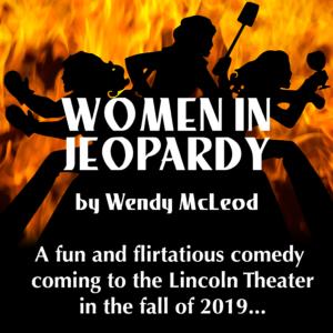 Women in Jeopardy by Wendy McLeod